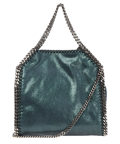 Borsa donna a mano shopping tote falabella mini chamois secondary image