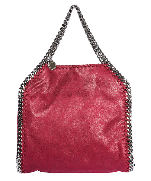 Handbag Stella Mccartney Falabella Mini 371223W91326201 rosso opera