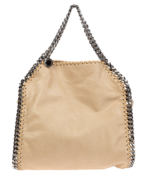 Handbags Stella Mccartney Falabella Mini 371223W91329300 beige