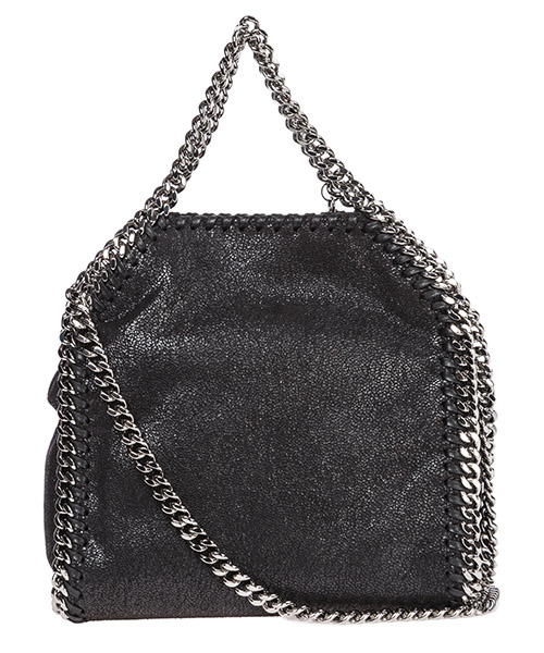 Sac à main femme tote falabella tiny shaggy deer secondary image