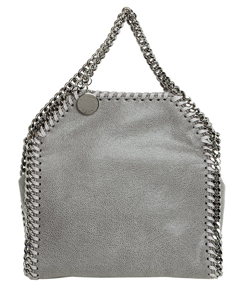 Handbags Stella Mccartney Falabella Tiny 391698W91321220 grigio