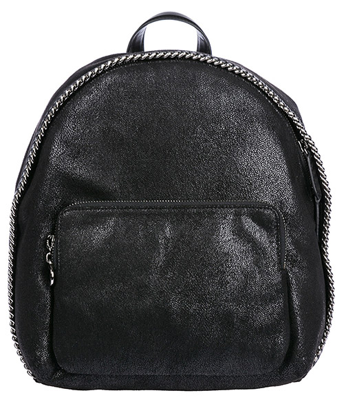 Zaino Stella Mccartney 410905 W9132 1000 nero