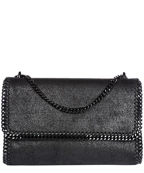 Shoulder bag Stella Mccartney Falabella 455128W81801000 nero