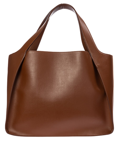 Bolso de mano para compras  tote mujer en piel stella logo secondary image