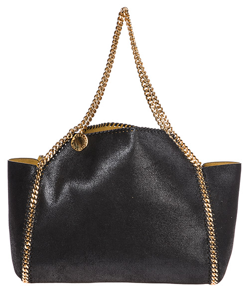 Shoulder bag Stella Mccartney Falabella Reversible 507185W83791000 nero