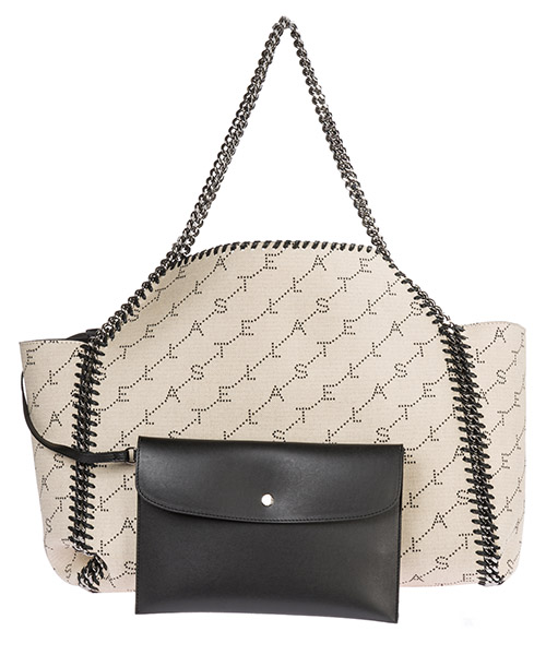 Sac à main femme tote falabella reversible secondary image