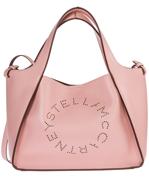 Women's handbag shopping bag purse tote stella logo