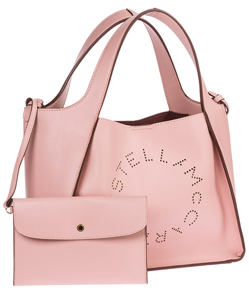 Women's handbag shopping bag purse tote stella logo secondary image