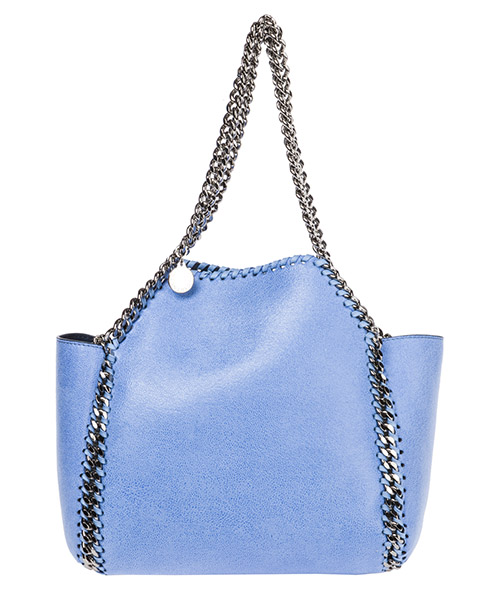 Sac à main Stella Mccartney Falabella Reversible 529282W81874324 blu