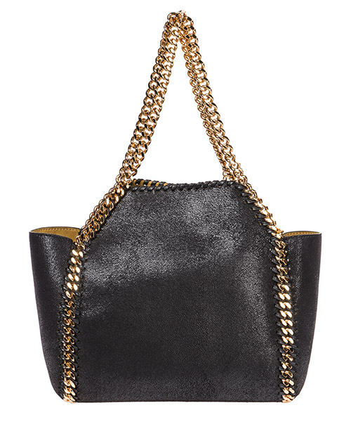 Sac à main femme  falabella mini tote reversibile shaggy deer secondary image