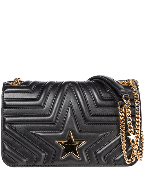 Shoulder bag Stella Mccartney Stella star 529305W82141000 nero
