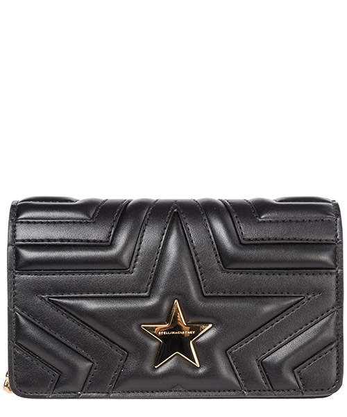Crossbody bags Stella Mccartney Stella star 529306W82141000 nero
