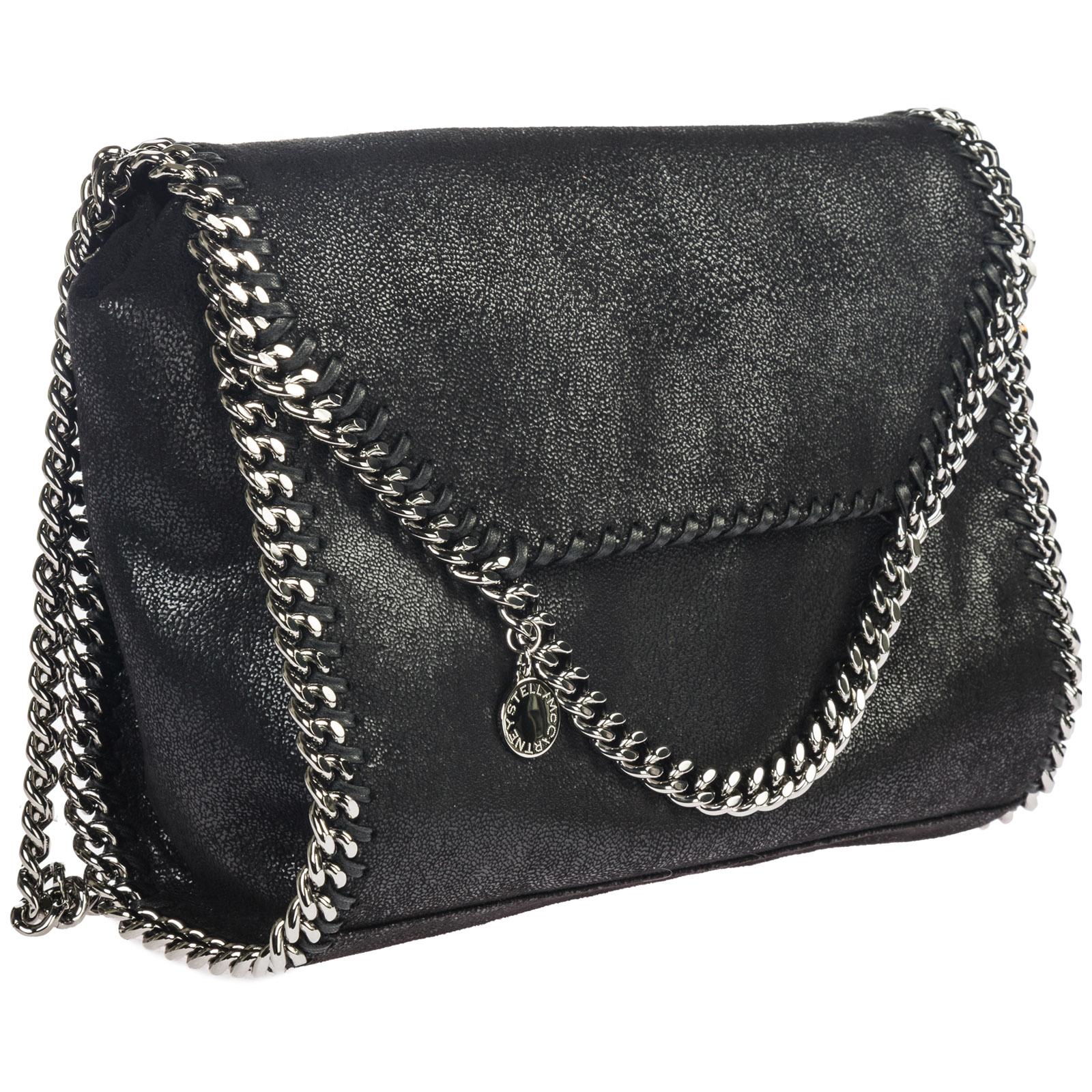 3986f56fda Shoulder bag Stella Mccartney Falabella 557837W91321000 nero ...