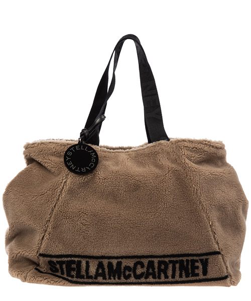 Shoulder bag Stella Mccartney fur free 570300W85449500 marrone
