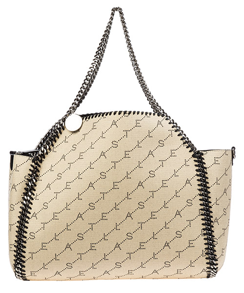 Borsa a spalla Stella Mccartney falabella reversible monogram 581244w84169740 be