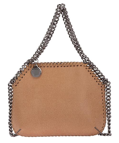 Mini-Tasche Stella Mccartney falabella mini 7000109w87192502 marrone