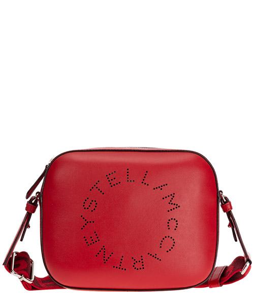 Sac bandoulière Stella Mccartney logo 700072W85426506 rosso