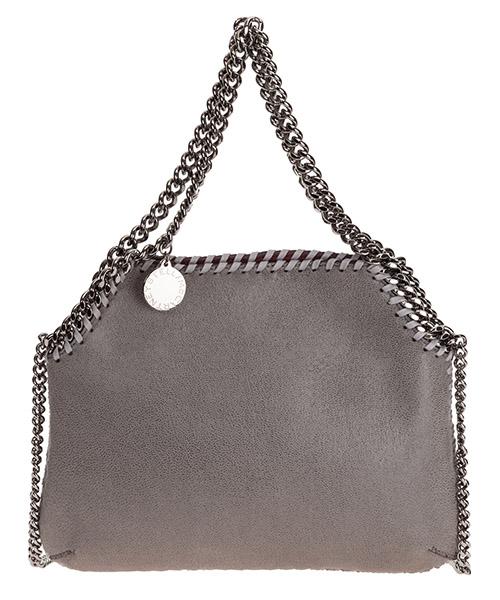 Sac porté épaule Stella Mccartney falabella mini 700110W87191220 grigio