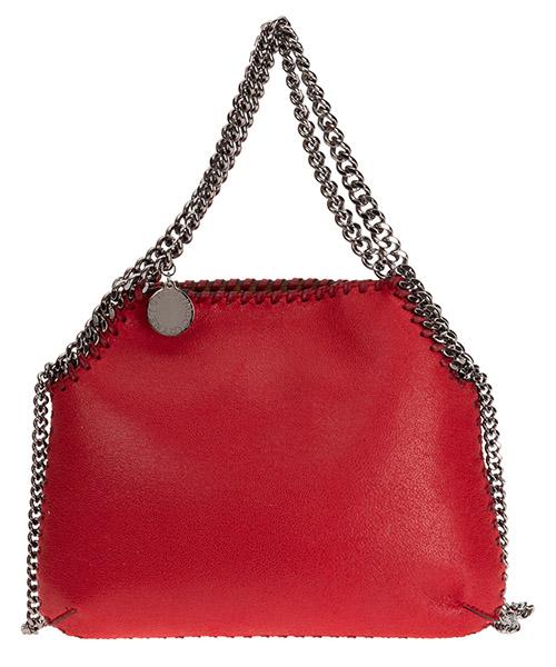 Sac porté épaule Stella Mccartney falabella mini 700110W87196501 rosso