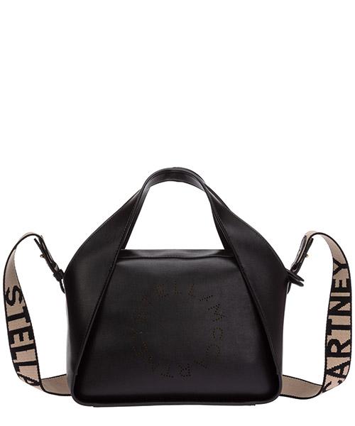 Handtaschen Stella Mccartney Stella logo 700139W85421000 nero