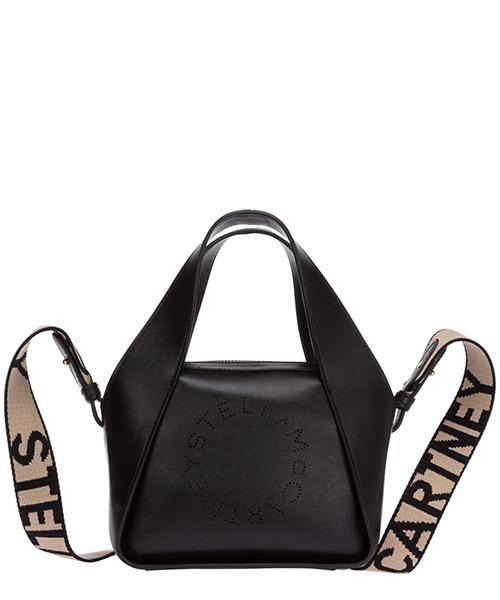 Handtaschen Stella Mccartney Stella logo 700140W85421000 nero