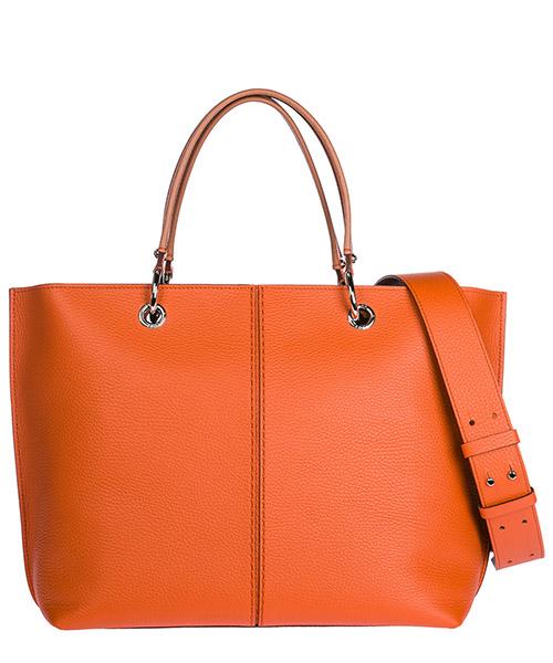 Borsa donna a spalla shopping in pelle joy secondary image