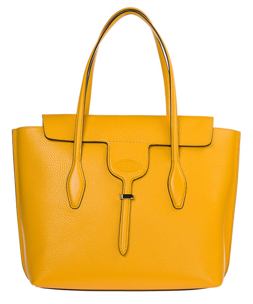 Schultertasche Tod S Joy Bag Media XBWANXA0300FFXG407 giallo