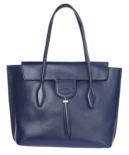 Borsa a spalla Tod S Joy Bag Media XBWANXA0300FFXU816 blu