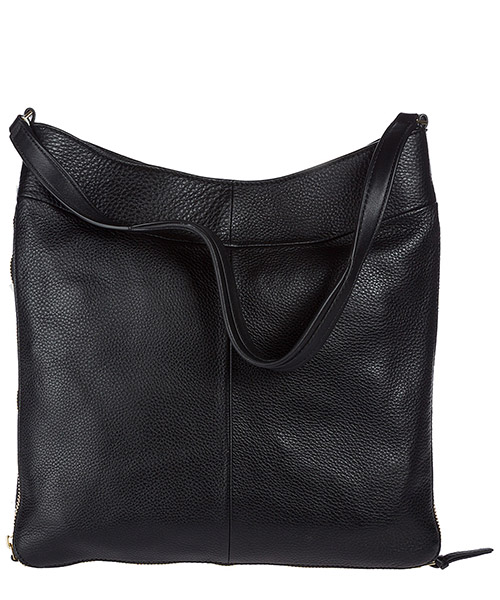 Women's leather shoulder bag ivy hobo secondary image
