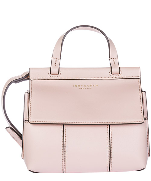 Borsa a mano Tory Burch Mini - Satchel 36777 652 shell pink