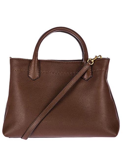 Women's leather handbag shopping bag purse mcgraw secondary image