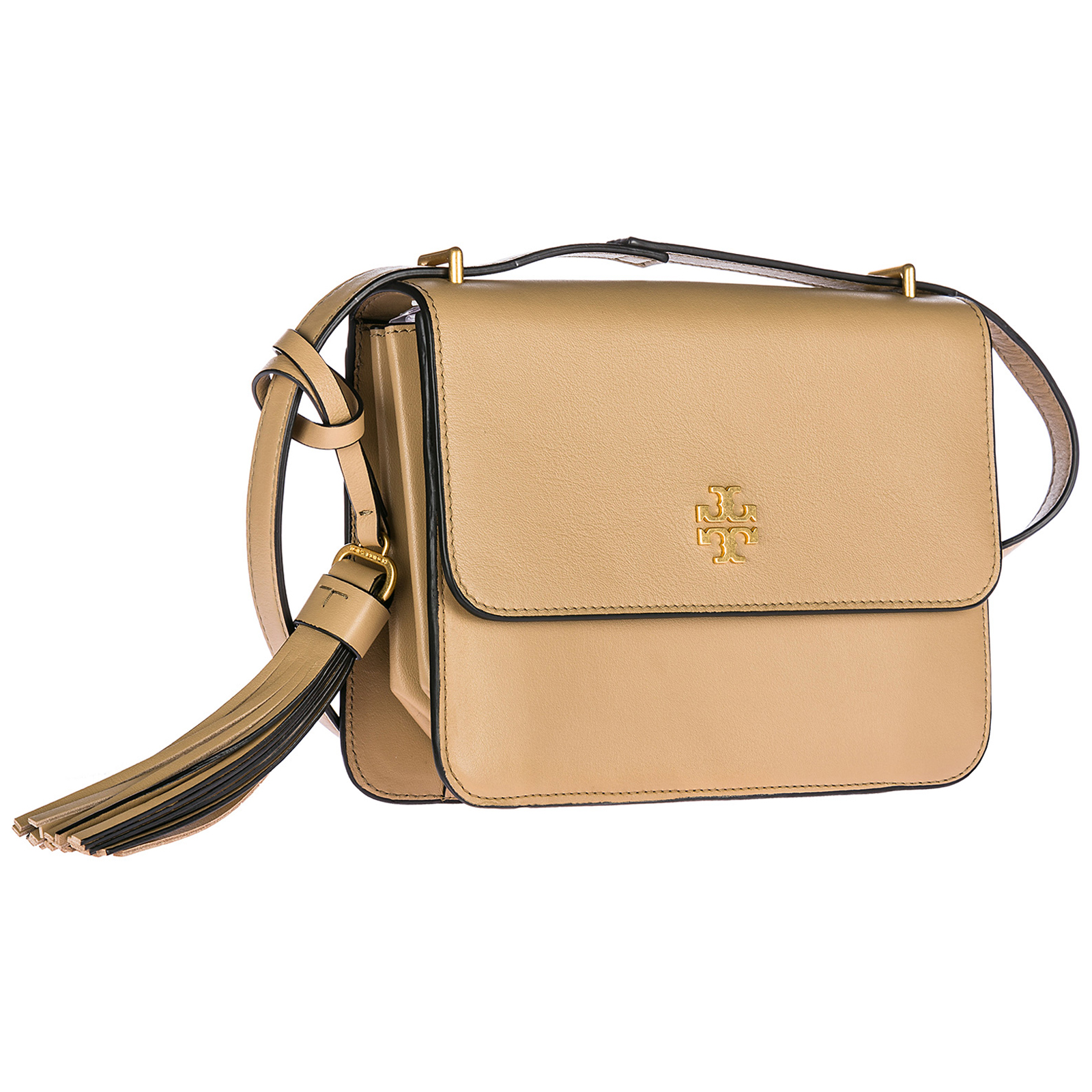 10ffca0ad4420 Shoulder bag Tory Burch Brooke 44778 savannah