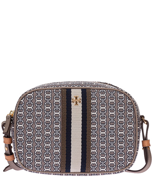 Crossbody bags Tory Burch gemini 57743 997 gray heron