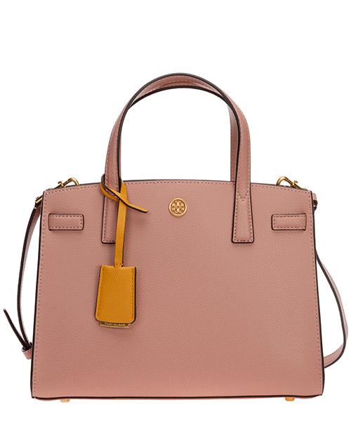 Handbags Tory Burch 73625689 rosa