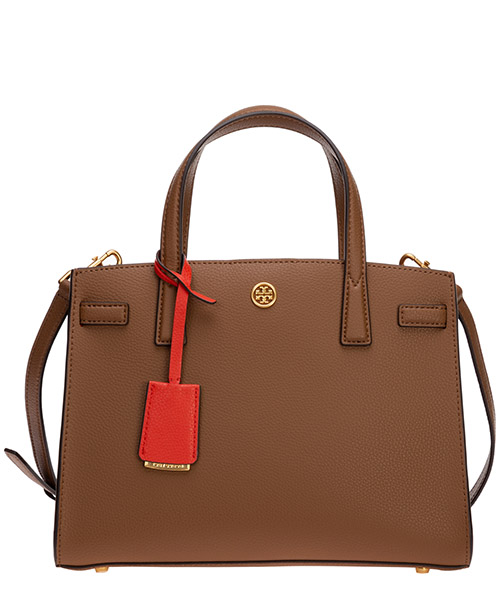 Handbags Tory Burch 73625909 marrone
