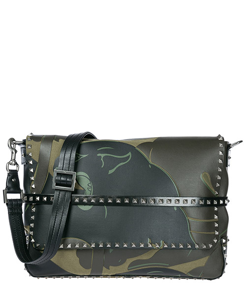 Crossbody bag Valentino MY0B0551TDPJ72 verde