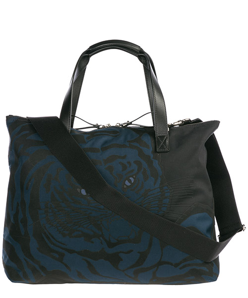 Men's bag handbag nylon  tiger secondary image