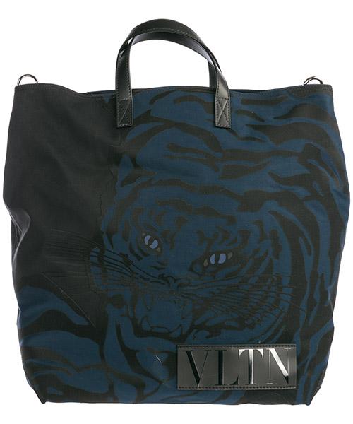 Handtasche Valentino Tiger QY0B0698SWS 0NO nero
