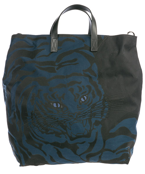 Sac à main homme en nylon  tiger secondary image
