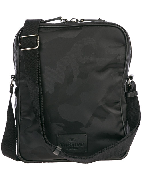 Borsa uomo a tracolla borsello in nylon secondary image
