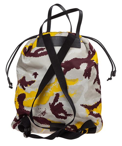 сумка-рюкзак мужская нейлоновая secondary image