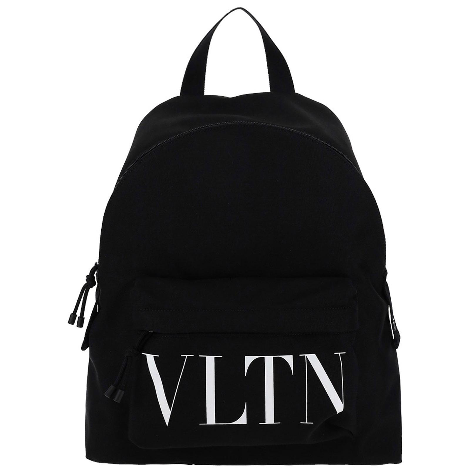 Valentino MEN'S RUCKSACK BACKPACK TRAVEL  VLTN