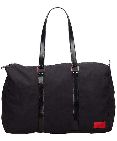 Duffle bag Valentino Pre-Owned 8CVLBO001 nero