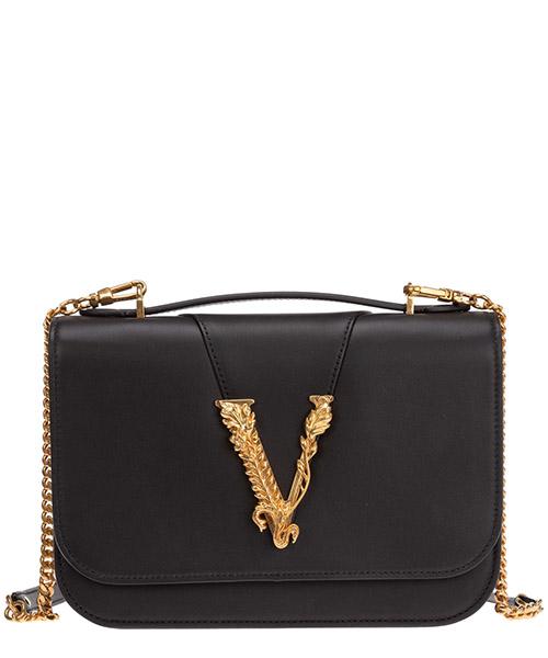 Shoulder bag Versace virtus DBFG985-D5VIT_K41OT nero