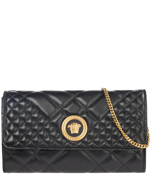 Crossbody bag Versace DBSG377-DNATR2_K41OT nero