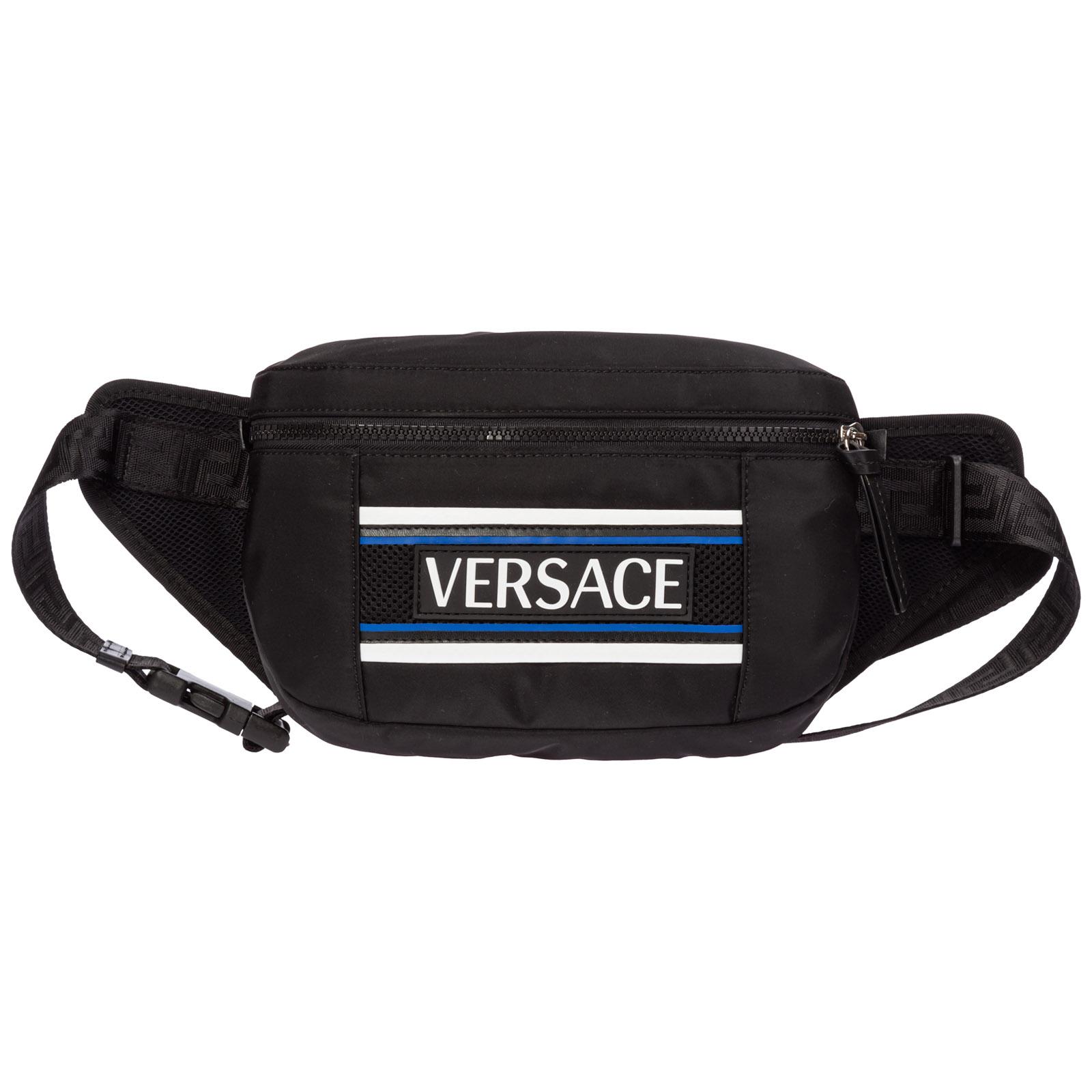 Versace Belt MEN'S BELT BUM BAG HIP POUCH  OLYMPUS