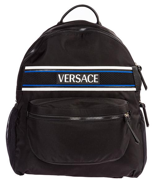 Backpack Versace Olympus DFZ7239-DNYNV_D41P nero