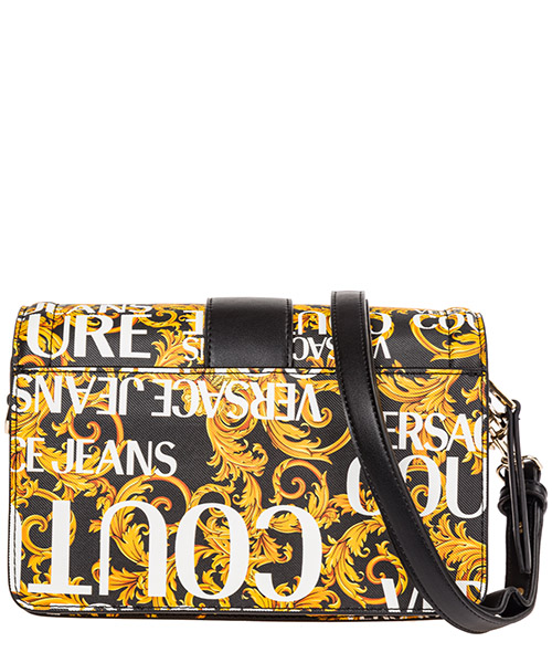 Women's shoulder bag  logo baroque secondary image
