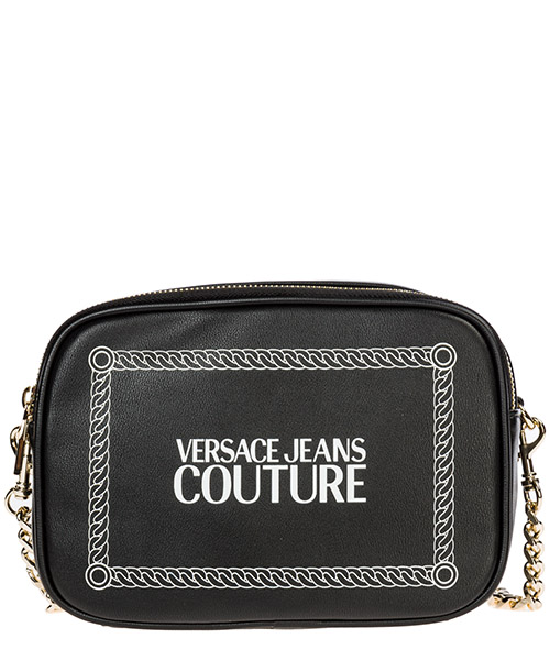 Shoulder bag Versace Jeans Couture ee1vubbt7-e40329_e899 nero