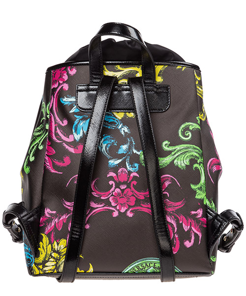 Women's rucksack backpack travel  baroque secondary image